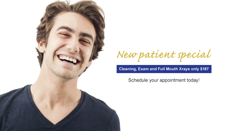 Man Smiling at Chelsea Dexter Dental Group in Chelsea & Dexter, MI
